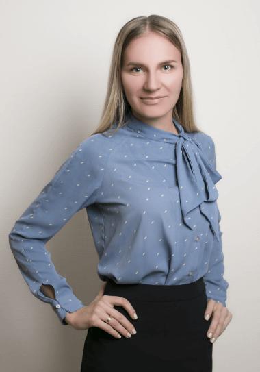 Мария Закирова, помощник президента Союза «Торгово-промышленная палата Тюменской области».